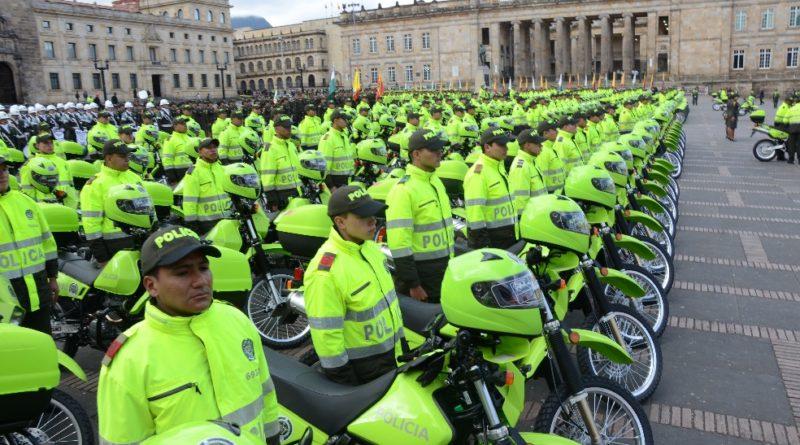 La celebración del día padre contará con 2.500 policías para garantizar la seguridad a la comunidad