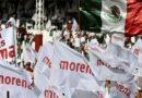 La autoridad electoral de México ha impuesto una multa de $ 10 millones (£ 7.7m) al partido del presidente electo