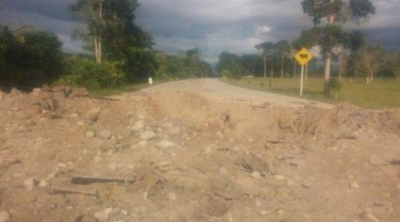 tres presuntos miembros de un grupo disidente de las FARC fueron asesinados en el noreste de Colombia