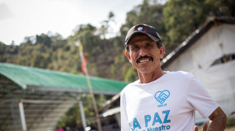 Capturan a ex jefe guerrillero Walter Mendoza