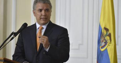 El presidente Iván Duque indica que no habrá diálogos con el ELN hasta la liberación de secuestrados