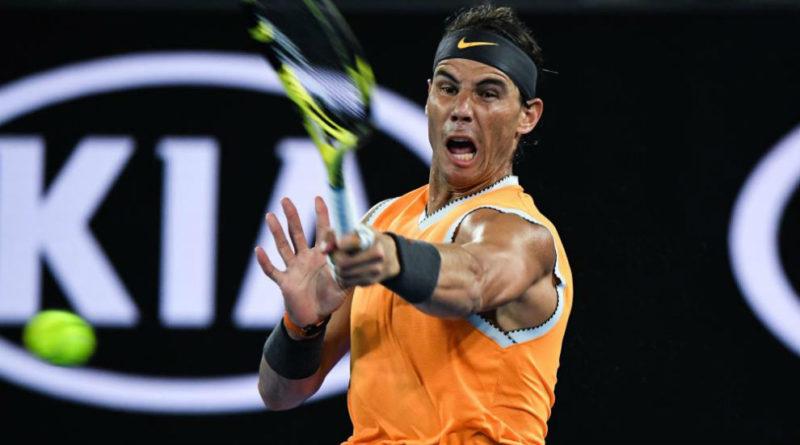 Rafael Nadal avanzó a semifinales en Australia
