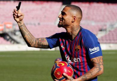 Kevin- Prince Boateng nuevo jugador del Barcelona