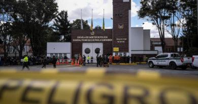 ELN acepta ser responsable del atentado a la Escuela General Santander