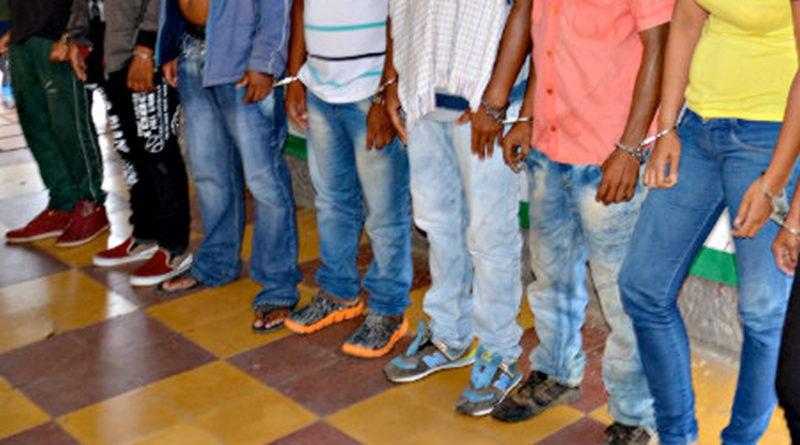Fueron capturados 8 integrantes del Clan del Golfo