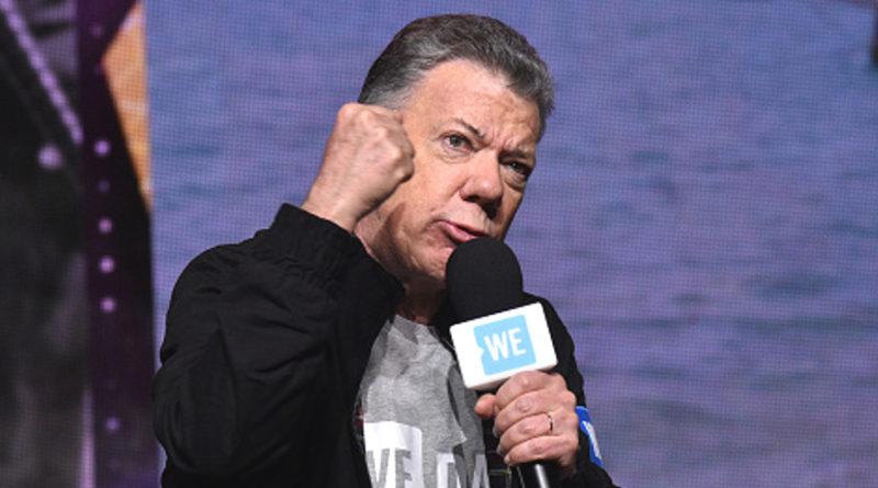 """Juan Manuel Santos, nuevo miembro de """"Elders"""""""