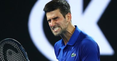Novak Djokovic está entre los mejores ocho del Abierto de Australia