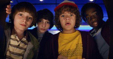 """""""Stranger Things"""" lanza tráiler de tercera temporada"""
