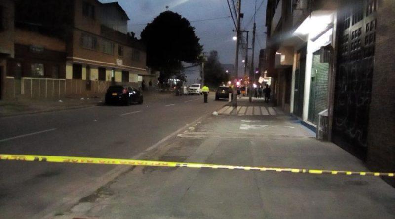 Tiroteo en el barrio Quiroga dejó una persona muerta y tres más heridas