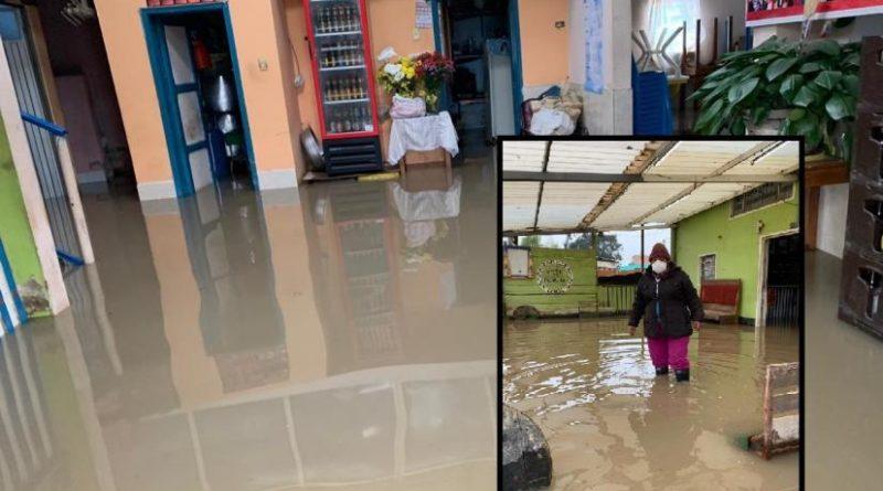 35 familias fueron afectadas por inundaciones en Bosa