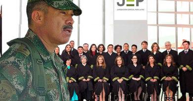 La JEP negó la libertad del general (r) Henry Torres Escalante