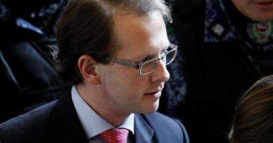 Andrés Felipe Arias no ejercerá cargos públicos hasta 2027