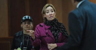 Exfical Hilda Niño se declaró culpable y prometió confesiones comprometedoras