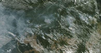Gobierno colombiano ofrecerá ayuda para atender incendios en Amazonia