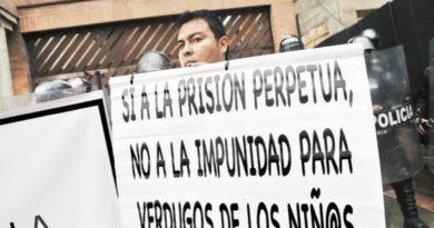 Fue aplazada la discusión sobre cadena perpetua para violadores de menores en la Cámara
