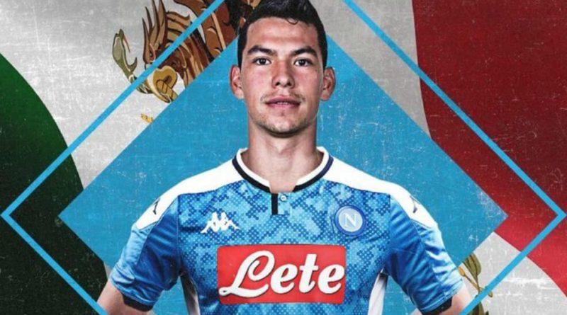 Nápoles buscó reemplazo y contrató al mexicano Hiriving Lozano