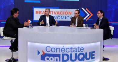 Presidente Duque estrenó estrategia de comunicación para hacer conocer su gestión