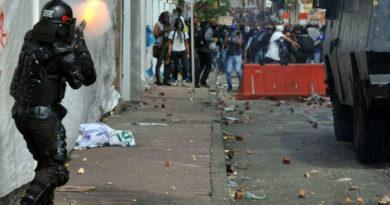 Gobierno rechazó petición para que Esmad no esté en las calles este 4 de diciembre