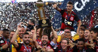 Flamengo es el nuevo campeón de la recopa sudamericana