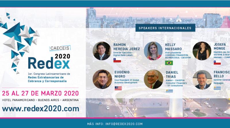 """Se realizará en Buenos Aires el """"1er Congreso Latinoamericano de Redes Extrabancarias de Cobranza y Corresponsalía"""""""
