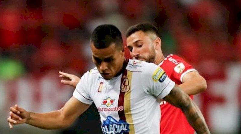 Tolima no pudo ganarle al Inter y quedó eliminado de la Libertadores
