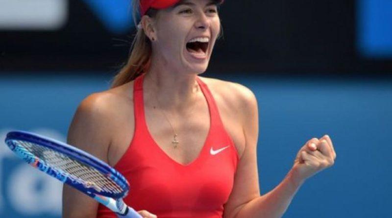 Maria Sharapova, al anunciar su retiro a los 32 años
