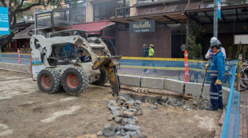 Infórmese de los cierres viales en el norte de Bogotá