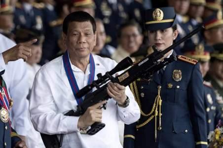 Presidente de Filipinas ordena matar a quien incumpla la cuarentena