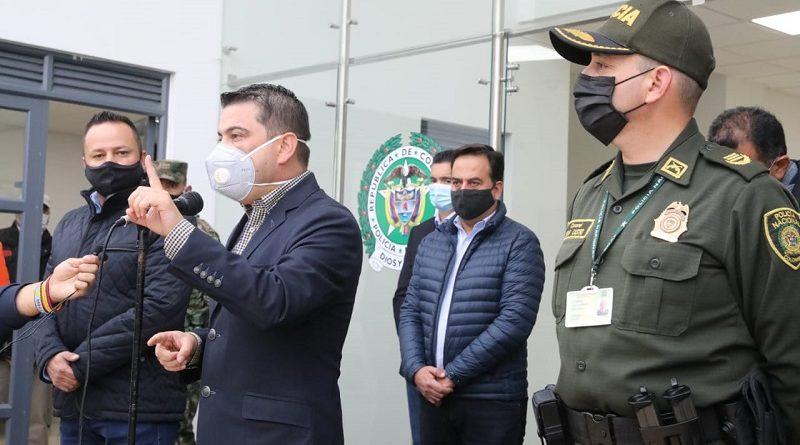 Se rechazan las actividades ilegales de ocupación de tierra que se están presentando en Cundinamarca