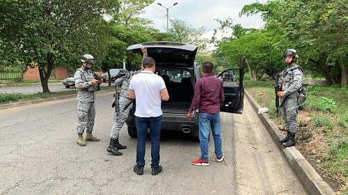 Policía Nacional puso en marcha la operación `Atenea´ en 42 municipios del país
