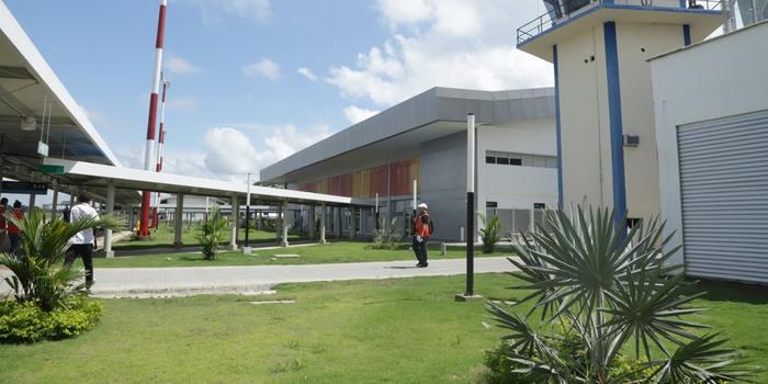 Gobierno nacional verifica estricto cumplimiento del Protocolo de Bioseguridad en el aeropuerto Los Garzones de Montería