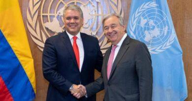 La agenda de Duque en la Asamblea General de Naciones Unidas