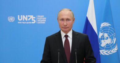 En plena asamblea de la ONU, PUTIN ofrece vacuna Rusa