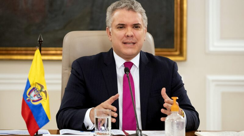 """Iván Duque: """"Se extiende el aislamiento selectivo durante octubre"""""""