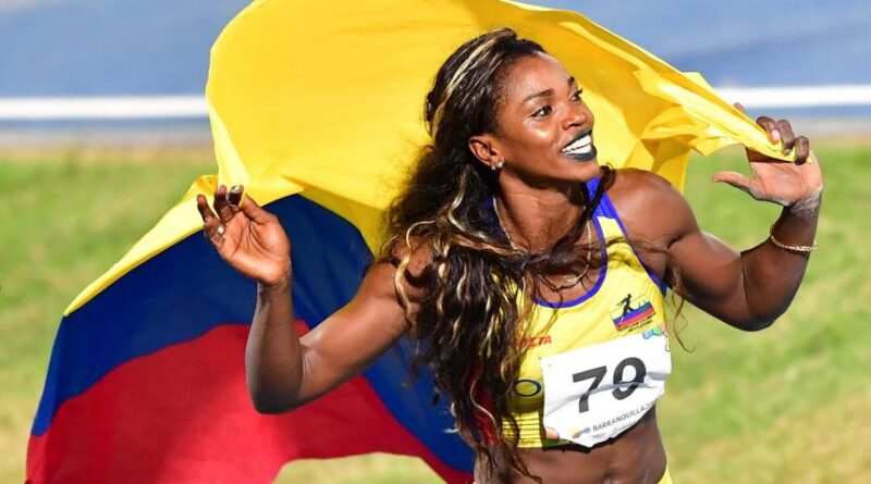 Caterine Ibarguen aclara rumores frente a la política y los juegos olímpicos