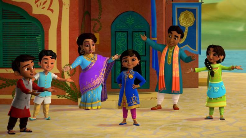¡A bailar en familia! las canciones de mira, la detective del reino ya están disponibles en las principales plataformas digitales