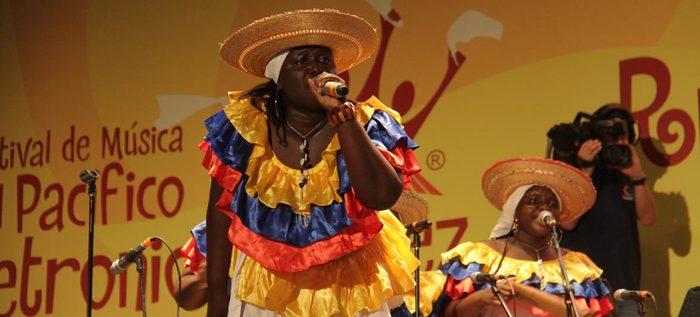 El festival Petronio Álvarez cerró anoche con  su presentación virtual