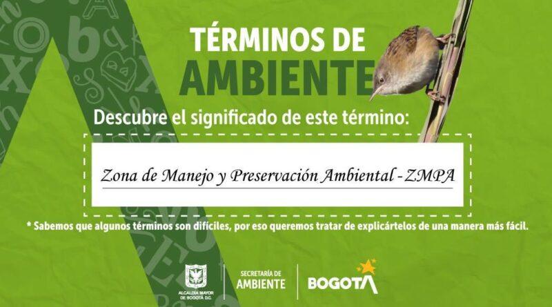 Zonas de manejo Natural en Bogotá