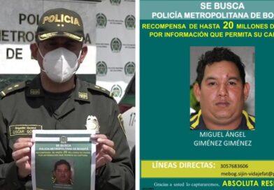 Policía identifica a otro presunto implicado en la muerte de Oswaldo Muñoz
