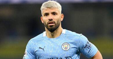 Sergio Agüero dejará el Manchester City al final de la temporada