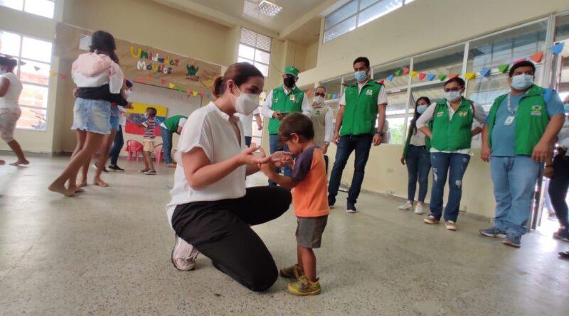 Directora ICBF acompañó a misión internacional para verificar atención a familias en Arauquita, tras 20 días de emergencia