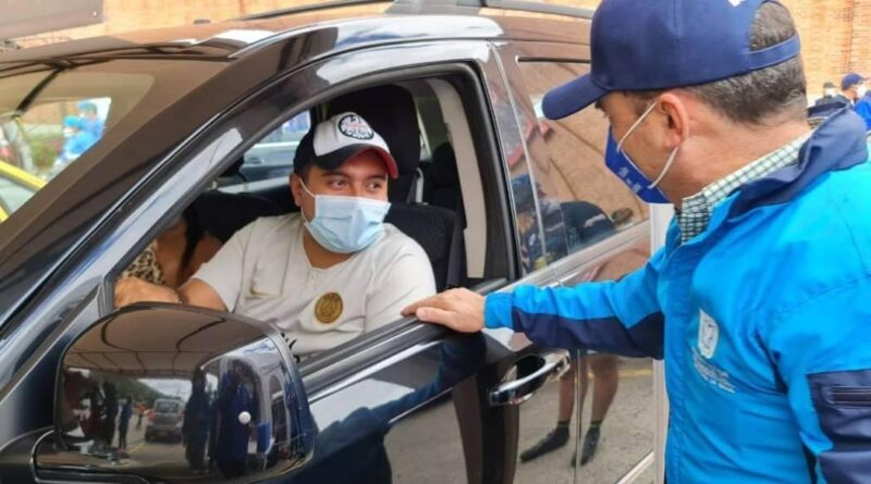 ¡Avanza la vacunación en Bogotá! 613.630 personas ya han sido inmunizadas