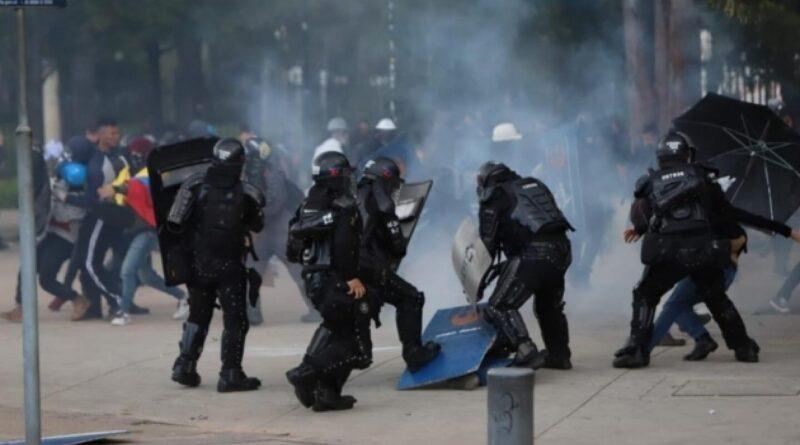 Este es el reporte  de acciones investigativas adelantadas con ocasión de las jornadas de protesta en el país