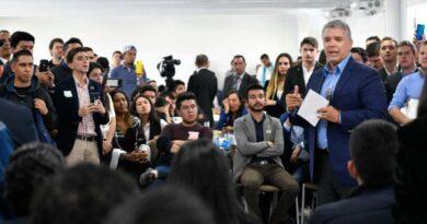 Una Política Publica para los jóvenes es lo que propone el Presidente Iván Duque