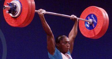 Maria Isabel Urritia quiere seguir por el camino dorado en los olímpicos