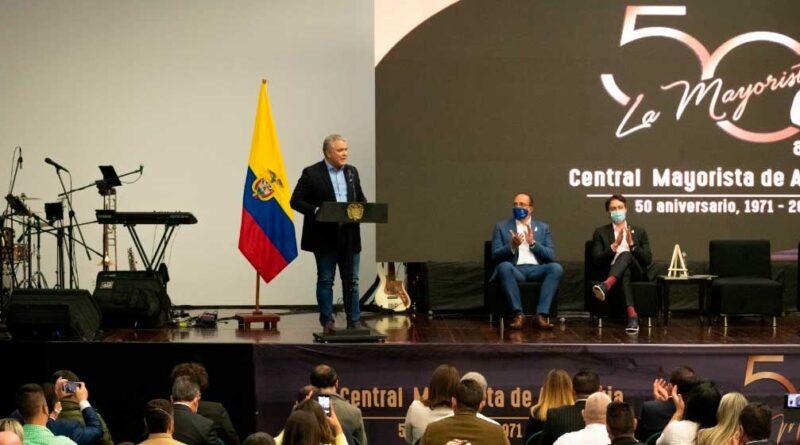 Política de modernización en las centrales mayoristas del país