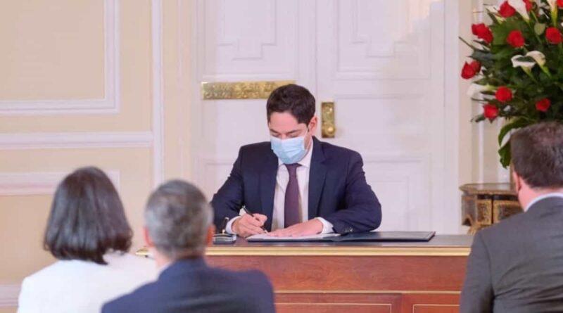 Guillermo Antonio Herrera es el nuevo Ministro del Deporte