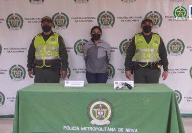 Condenada mujer como responsable del homicidio de un hombre en Neiva (Huila)