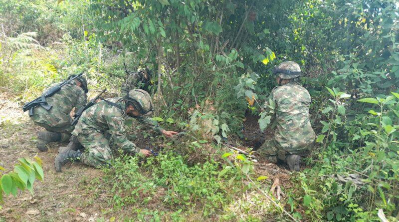 Ejército Nacional neutralizó acción terrorista del GAO-r Carlos Patiño