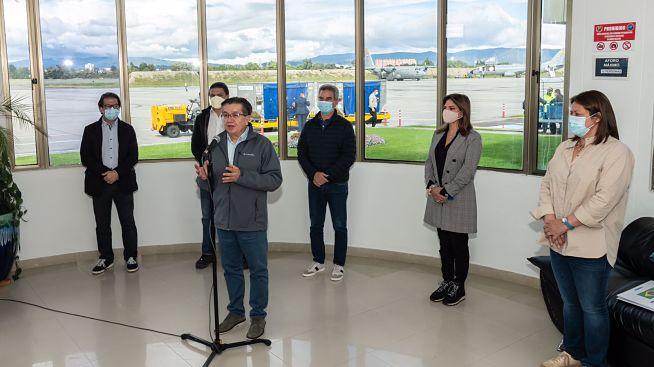 Colombia aspira a tener inversión de Brasil por USD 2.500 millones y a exportar USD 5.000 millones a ese país